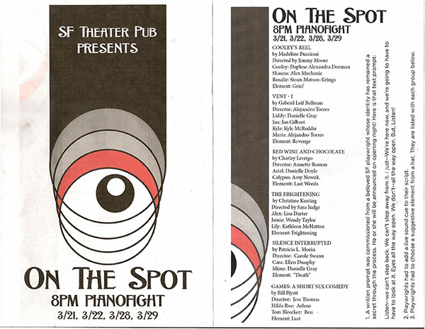 On the Spot program