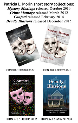 Short Story Collections by Patricia L. Morin