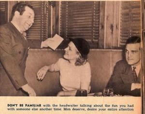 Proper Etiquett3 In The 1930′s (9)