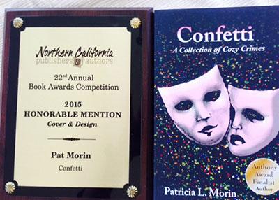 Confetti award